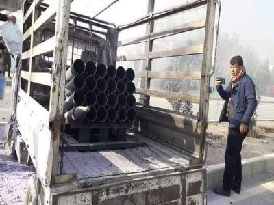 پر کابل ښار ۱۴ توغندیز بریدونه، دوه مقناطیسي چاودنه ترسره شوي