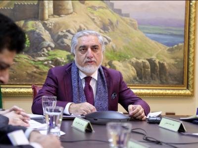 عبدالله: کابل کې د يو شمېر هېوادونو او نړيوالو سازمانو له سفيرانو سره پر دغه پنځو مسايلو هوکړې وشوې