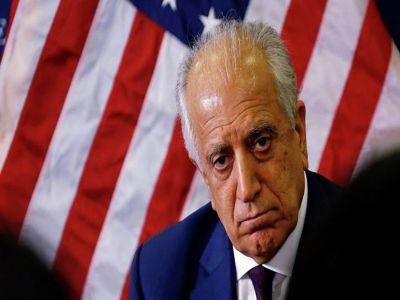 خليلزاد: د افغانستان بشر حقونو خپلواک کمېسيون پر کارمندانو بريد انساني ضد عمل دی