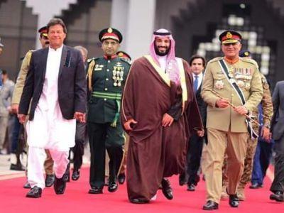 وروستيو کې د عربستان او پاکستان اړيکې کړکېچنې شوې دي؛ نن عمران خان په درې ورځني سفر ورغلی چې اړیکې بيا سره د ملګرتيا کړي