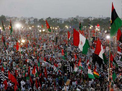 پاکستان کې د حکومت ضد ګوندونو د سختو اعتراضونو خبرداری ورکړی