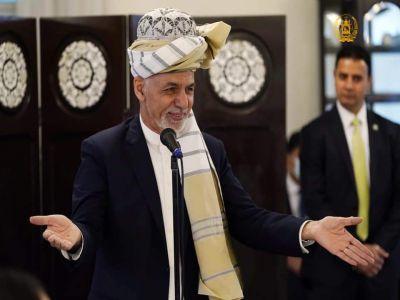 ولسمشر غني طالبان د روانې جګړې لپاره هېڅ مشروعيت نه لري