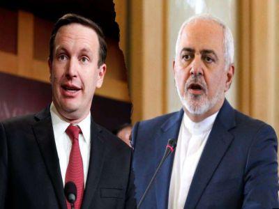 د ایران بهرنیو چارو وزیر لیدنه له امریکايي دموکرات سره د غبرګونونو لامل شوې