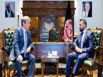 قزاقستان د افغانانو په مشرۍ د سولې له پروسې ملاتړ څرګند کړی