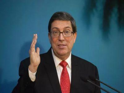 د کیوبا د بهرنیو چارو وزیر وایي امریکا غېر مسؤولانه کړنې ترسره کوي او دا راته د منلو نه دي