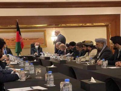 د افغان دولت مرکچي پلاوی: دویم پړاو خبرې به د اوربند په ټینګیدو ولاړې وي