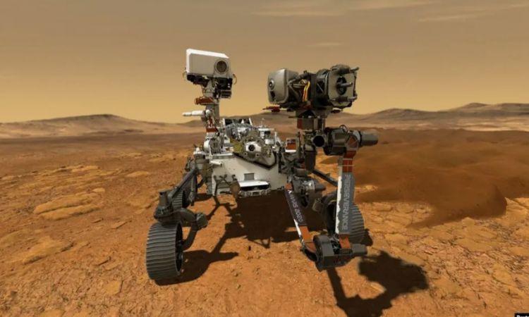 ناسا: روان ۲۰۲۱ کال کې دا ګورو چې مریخ کې ژوند کيږي او کنه