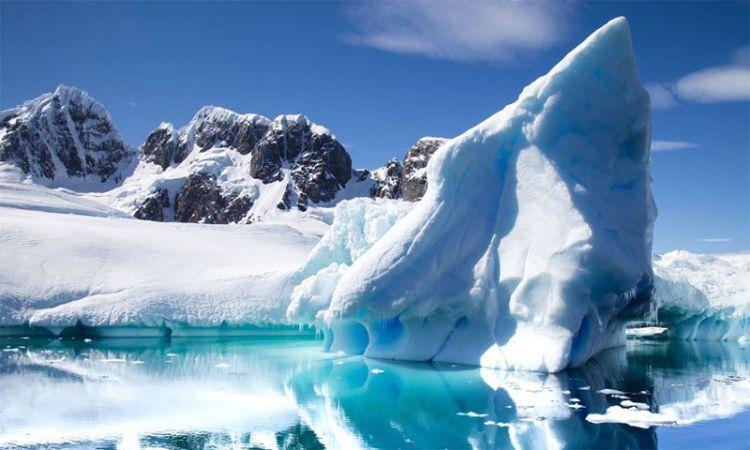 په انتارکتیکا کې ترټولو ګرمه ورځ