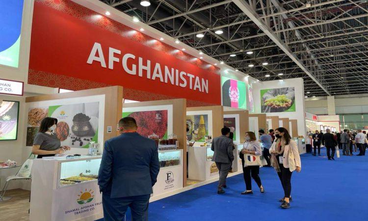 افغان سوداګرو د ۱۷۱ میلیون ډالرو په ارزښت د کرنیزو محصولاتو د پلور قراردادونه ترلاسه کړل