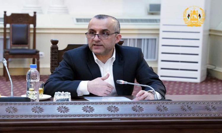 امرالله صالح وایي ملي امنیت په نوموړي د یو قوي برید پلان شنډ کړی